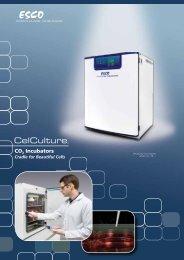 CO2 Incubators - Esco