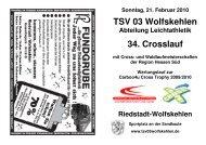 RM Cross - HLV Odenwald
