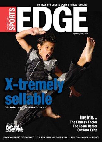 november 2003 - Xtreme Martial Arts