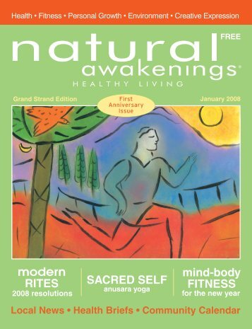 January 2008 - Grand Strand Natural Awakenings