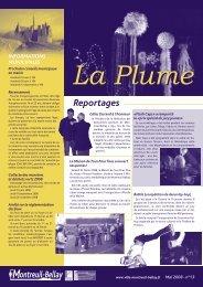 parution n°13 - mai 2008 - Montreuil-Bellay