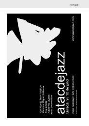 atacdejazz - Ajuntament de Tàrrega