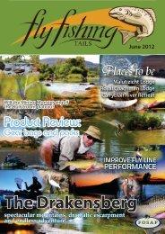 The Drakensberg – - Flyfishingtails