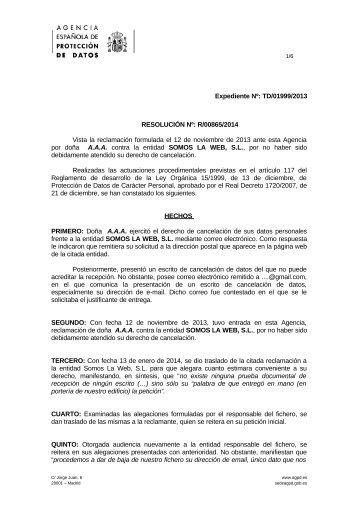 TD-01999-2013_Resolucion-de-fecha-23-04-2014_Art-ii-culo-16-LOPD