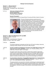 Monday Technical Sessions Session 1 – Plenary Session ... - CICC