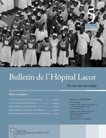 Décembre (bulletin_de_l_hopital_lacor_2008_5.pdf) - Dominique ...