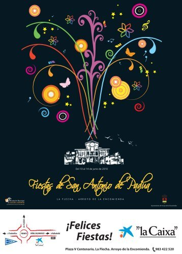 Â¡Felices Fiestas! - Ayuntamiento de Arroyo de la Encomienda