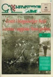 RACIONALNO I PROFITABILNO GOSPO - Hrvatske šume
