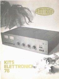 Amtron - Catalogo Kit 1978-1.pdf - Italy