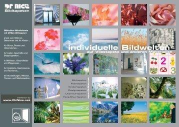 individuelle Bildwelten - tapetenforum