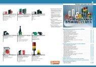 Control and signalling units - Technika GKM Kft.