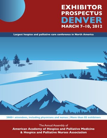 dEnvEr - American Academy of Hospice and Palliative Medicine