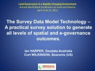The Survey Data Model Technology - World Bank Conference on ...