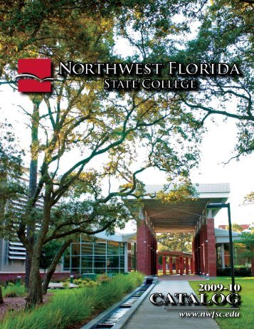 2009 -2010 NWFSC Catalog and Student Handbook - Northwest ...
