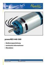 powerREX 440-500
