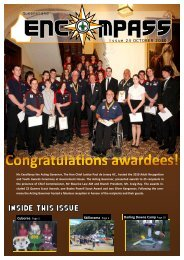 Issue 24 OCTOBER 2010 - Goodna Scout Group - Scouts Queensland