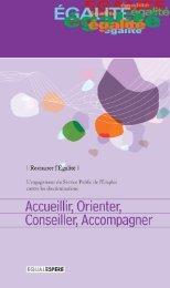 Accueillir, Orienter, Conseiller, Accompagner - Emploi.gouv.fr