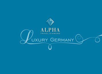 Alpha Travel Diamond – First Edition