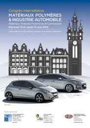 Programme - Société des Ingénieurs de l'Automobile