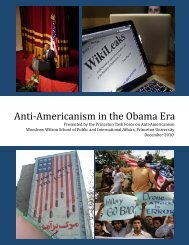 Anti-Americanism Task Force Report FINAL