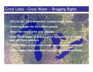 wlea conf 2009 pp fish kills - the Western Lake Erie Waterkeeper