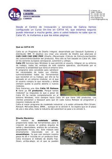 Descargar Catia v5 1 - Mundo Manuales