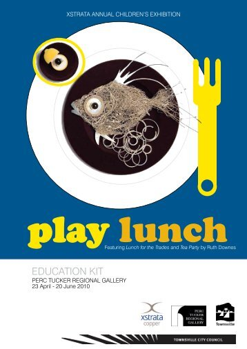 Play Lunch - Townsville City Council