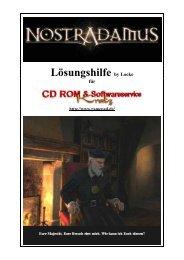 Nostradamus - Lockes Lösung zu Tag 1 - Gamepad.de