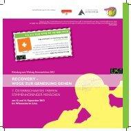 Einladung Stimmen 2012 - OOELP
