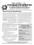 2012 ICA Bloomfield Catalog - Iowa Cattlemen's Association - Page 2