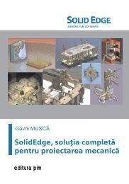 Solid Edge, solutia completa pentru proiectarea mecanica - PIM Copy