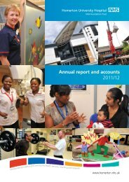 Annual report and accounts 2011/12 - Monitor
