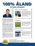 Ålands Turistförbundin ilmoitusliite - Page 2