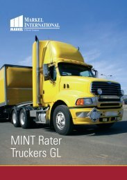 MINT Rater Truckers GL - Mcleckie.com