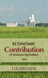 Arkansasag News Uark - Agricultural Communication Services