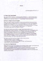 Satzung - VHS Mühldorf