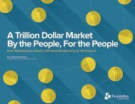 FoundationCap_MarketplaceLendingWhitepaper