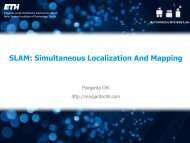 SLAM:Simultaneous Localization And Mapping