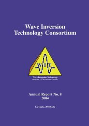 Annual Report 2004 - WIT