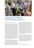 Jahresbericht 2010 Sozial- und Entwicklungshilfe Kolping Schweiz - Seite 2