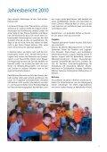 Jahresbericht 2010 Sozial- und Entwicklungshilfe Kolping Schweiz - Seite 3