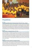 Jahresbericht 2010 Sozial- und Entwicklungshilfe Kolping Schweiz - Seite 7