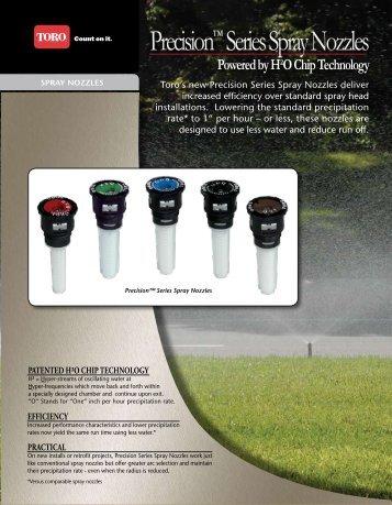 Toro Nozzles - DBC Irrigation Supply