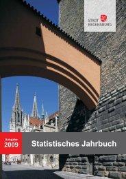 Statistisches Jahrbuch - Statistik.regensburg.de - Stadt Regensburg