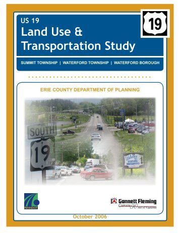 Land Use & Transportation Study - Destination Erie
