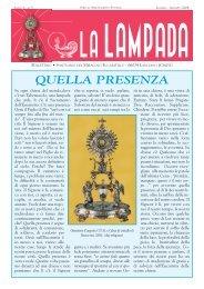 Anno 1 - n° 5 - Il Santuario del Miracolo Eucaristico