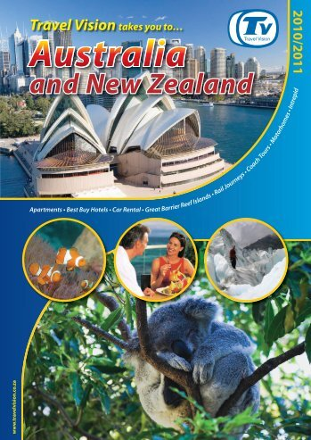 Australia and New Zealand - Travel Vision