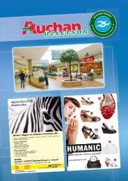 Auchan Dunakeszi - tavasz