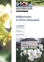 Newsletter 1-2005 - Natur & Wirtschaft