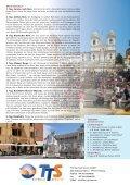 Rom und Latium - TTS Top Tour Service: Gruppenreisen - Seite 2